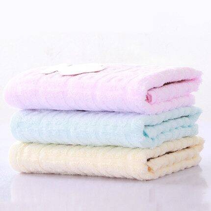洁丽雅毛巾家用洗脸纯棉2条装加大厚成人男女情侣柔软吸水方面巾