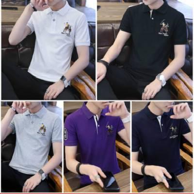 2020新款男士纯棉短袖t恤