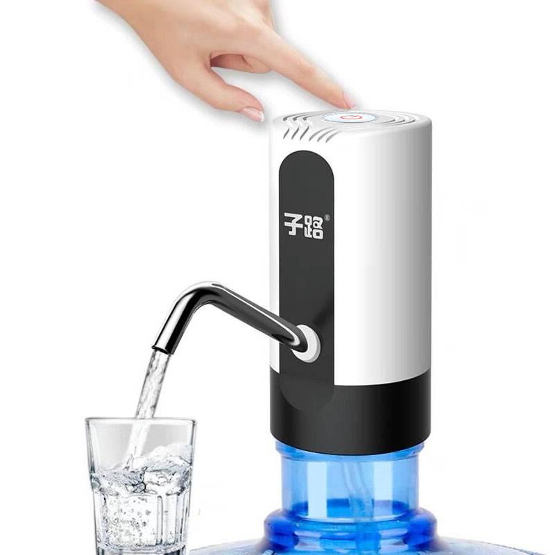 桶装水抽水器纯净水桶压水器电动家用小型饮水机自动上水泵出水器