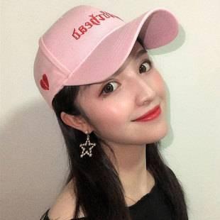 【ins时尚】棒球帽遮阳鸭舌帽