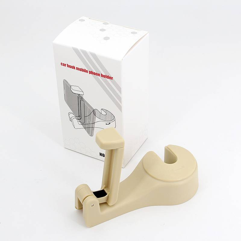 汽车用置物挂钩创意隐藏式座椅背多功能后座车内用品车载挂钩风扇