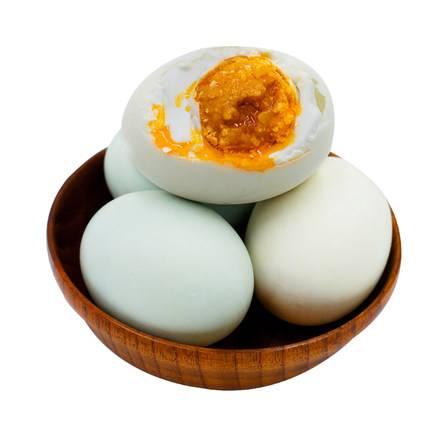 咸鸭蛋流油黄红心熟蛋50克10枚