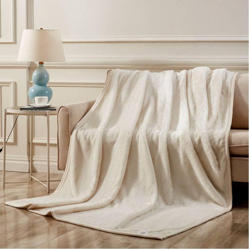 毛毯被子冬天加厚珊瑚绒毯子午睡空调毯沙发盖毯法兰绒小毯子床单