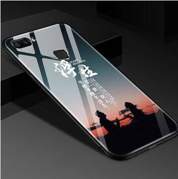 vivox20手机壳x20女玻璃款x20vivo潮男x20个性网红软胶防摔保护套