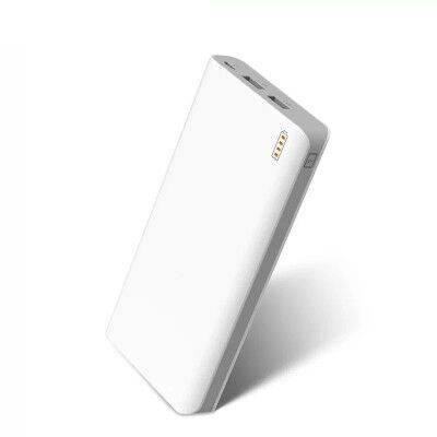 超薄大容量手机通用充电宝20000毫安便携华为oppo苹果移动电源