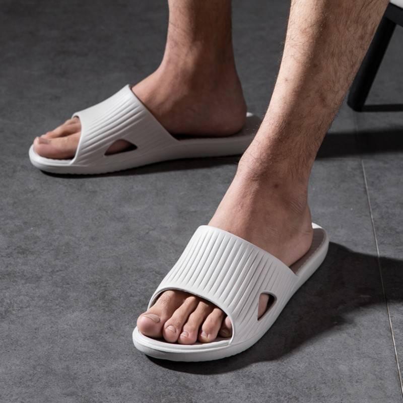 朴西拖鞋女日式室内新款软底情侣浴室洗澡防滑拖鞋家用夏防臭塑料