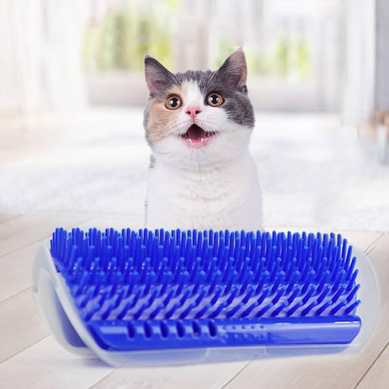 猫咪墙角蹭毛器 蹭痒器 猫咪挠痒痒玩具 猫用蹭脸猫抓板猫咪用品