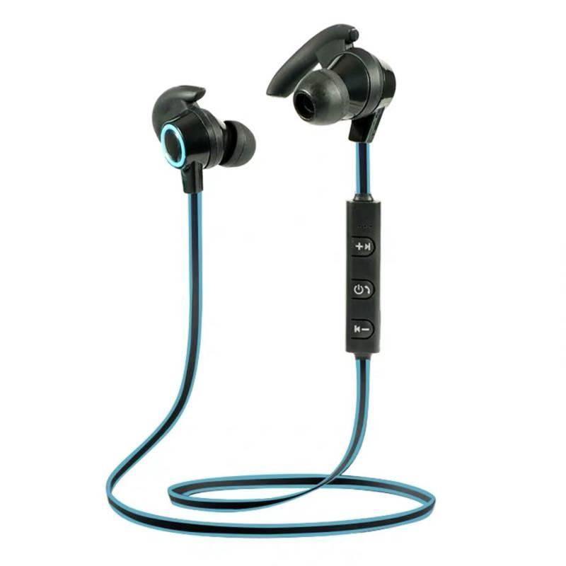 无线运动蓝牙耳机颈挂ANC主动降噪双耳入耳式学生睡眠隔音消噪耳机重低音线控跑步挂脖式苹果安卓手机通用