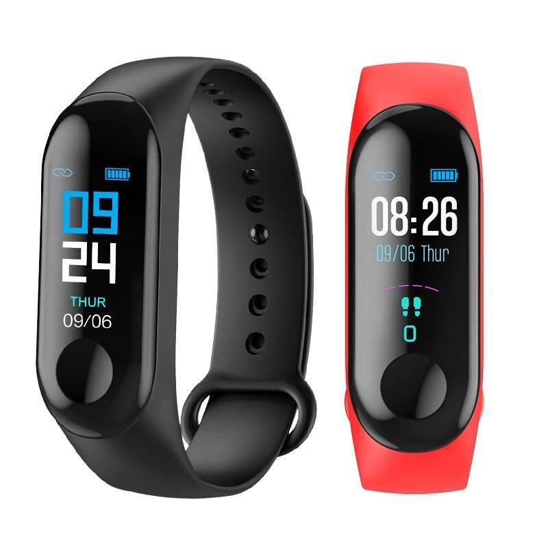 智能手环运动心率血压男女多功能跑步蓝牙防水适用于小米华为手机