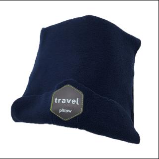 HOTU旅游睡枕坐车护颈枕便携U型枕飞机旅行睡觉神器侧睡颈椎枕