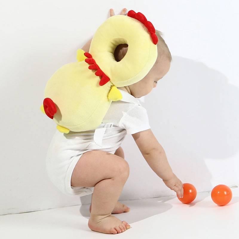 学步防摔神器宝宝学走路护头撞头一岁婴儿防摔枕头部保护垫防摔帽