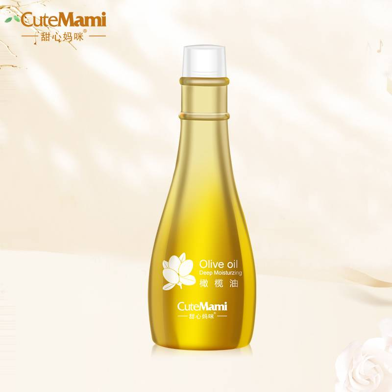 甜心妈咪孕妇橄榄油预防妊娠期纹路产后修护霜淡化孕期专用护肤品