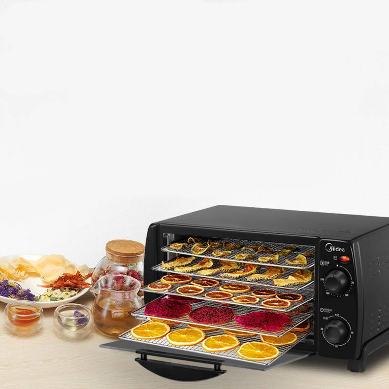 Midea/美的多功能电烤箱家用烘焙小烤箱控温节能全自动烤箱正品保