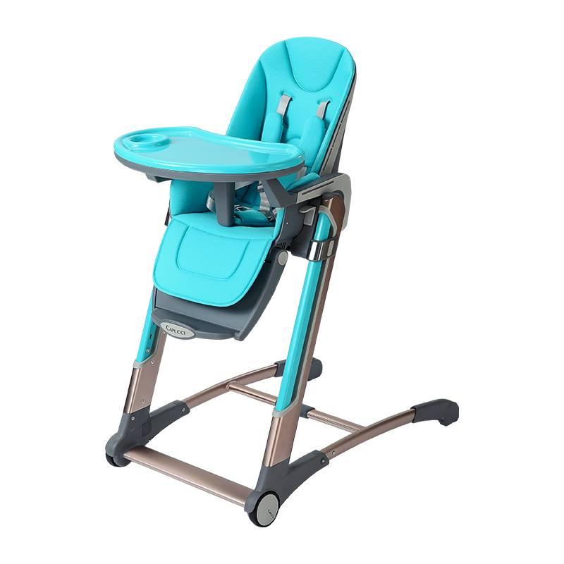 capucci卡普奇宝宝餐椅多功能可折叠婴儿家用吃饭桌椅子儿童餐桌
