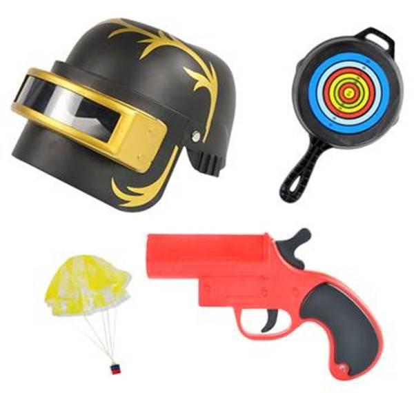 儿童玩具枪吃鸡枪电动狙击水弹枪M416步枪RPG火箭炮火箭筒软弹枪