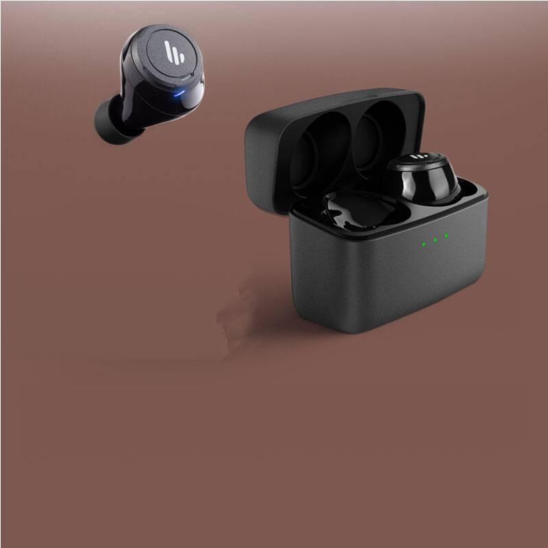 漫步者TWS5真无线蓝牙耳机苹果XR安卓运动跑步耳机迷你隐形入耳式