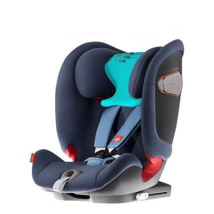 好孩子高速儿童安全座椅汽车用9月-12岁婴儿宝宝isofix双接口坐椅