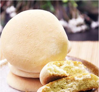 扬子江湖北传统牛奶大法饼老式手工早餐面包发饼糕点散装批发 1kg