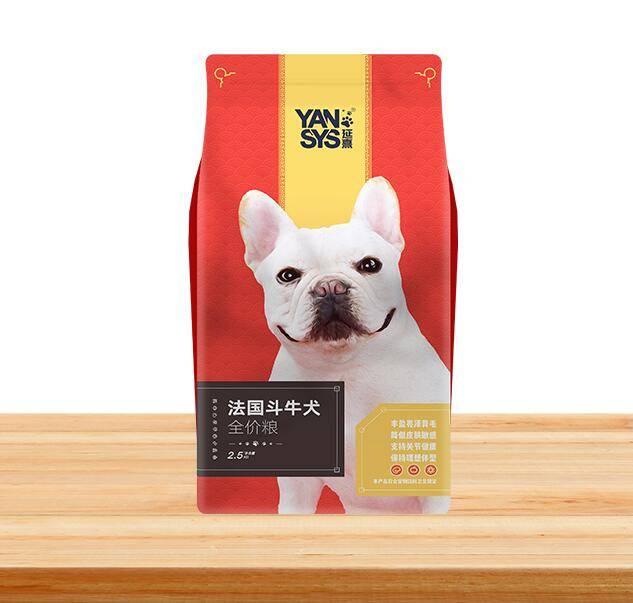 延熹法斗狗粮法牛英斗专用成犬幼犬小型犬通用型法国斗牛犬5斤装
