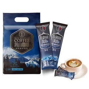 漏-洞价~蓝山三合一咖啡40杯6