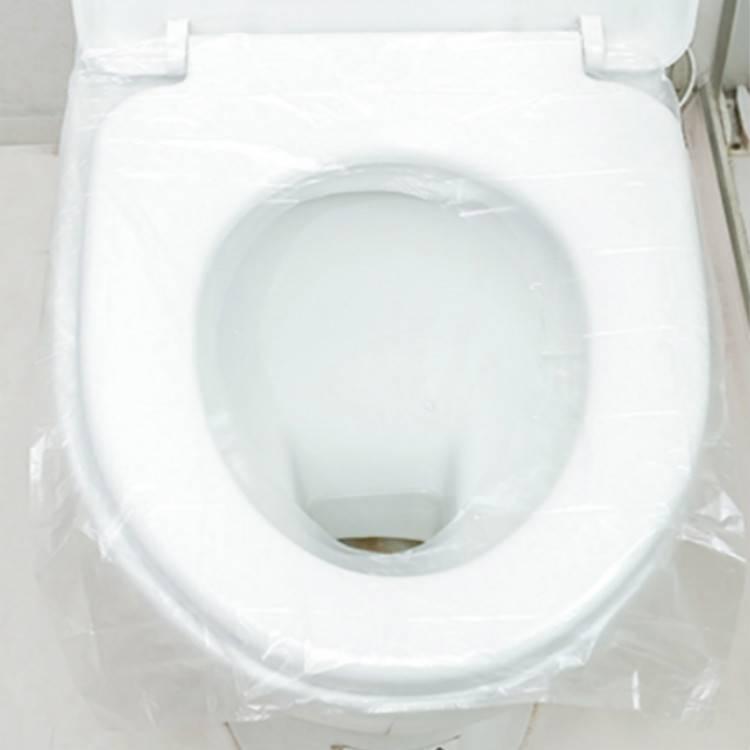 一次性马桶垫旅行粘贴便携式无纺布坐便套产妇孕妇厕所坐垫纸防水