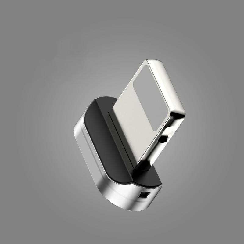 倍思磁吸数据线苹果xsmax充电线器iphone6原装8plus快充华为小米oppo手机安卓type-c强磁吸铁石头发光