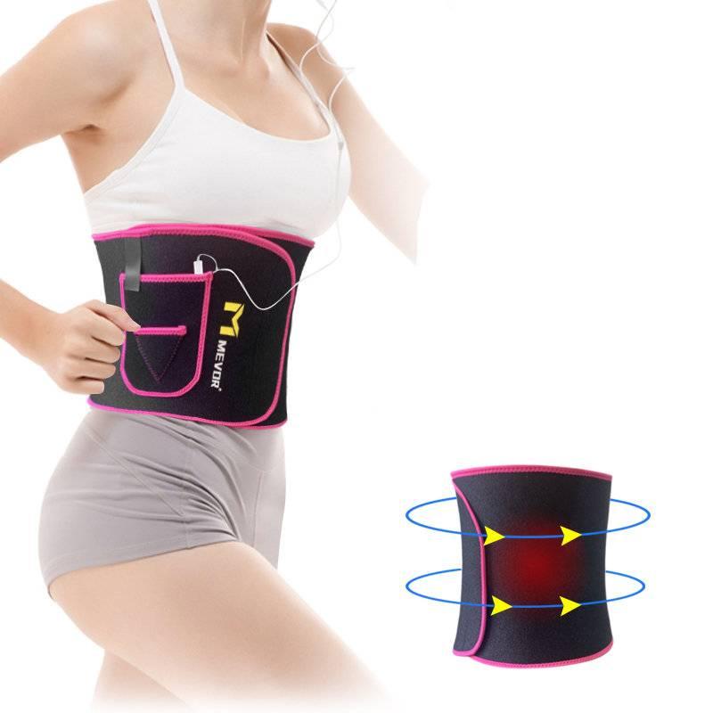 暴汗腰带束腰带女瘦身收腹燃脂发汗减脂减肥运动健身塑型护腰带男