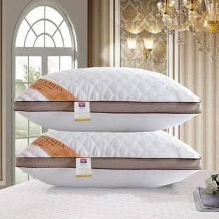 酒店枕头芯送枕套水洗成人家用套装