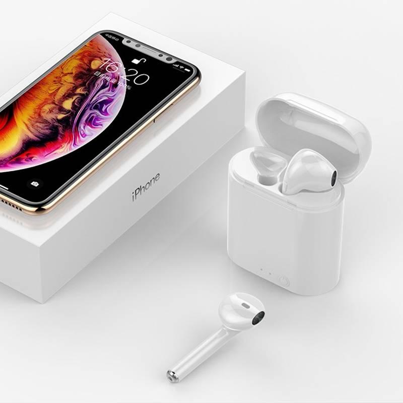 无线蓝牙耳机双耳入耳式适用于苹果安卓通用超长续航待机单耳运动