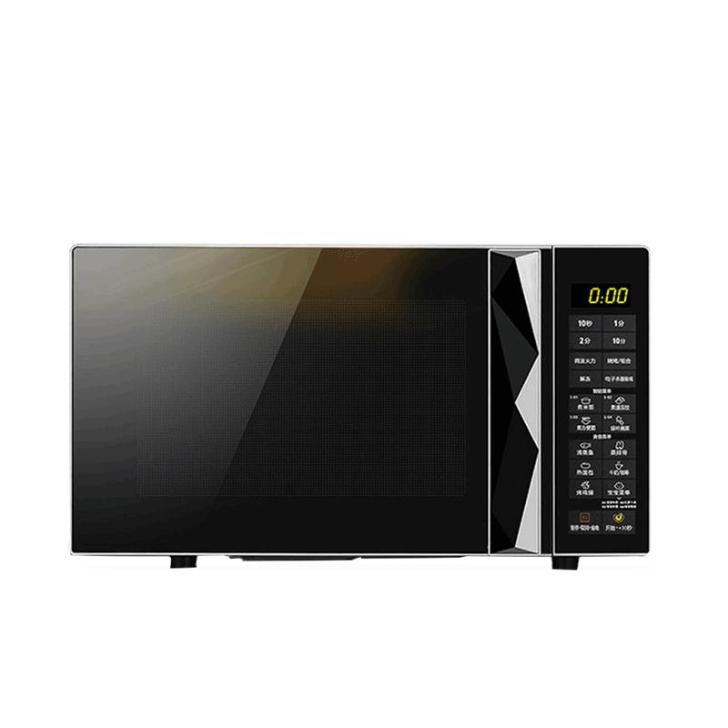 美的M3-L233B微波炉蒸烤箱一体家用全自动智能平板式小型新款正品