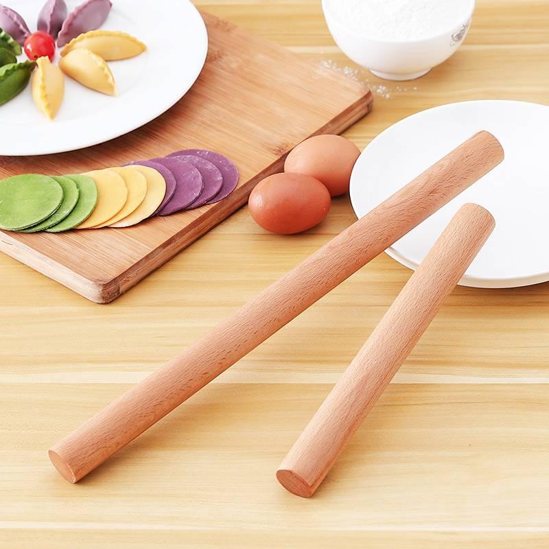 擀面杖实木案板套装家用神器擀面棍面棒省力擀皮赶面棍饺子皮专用