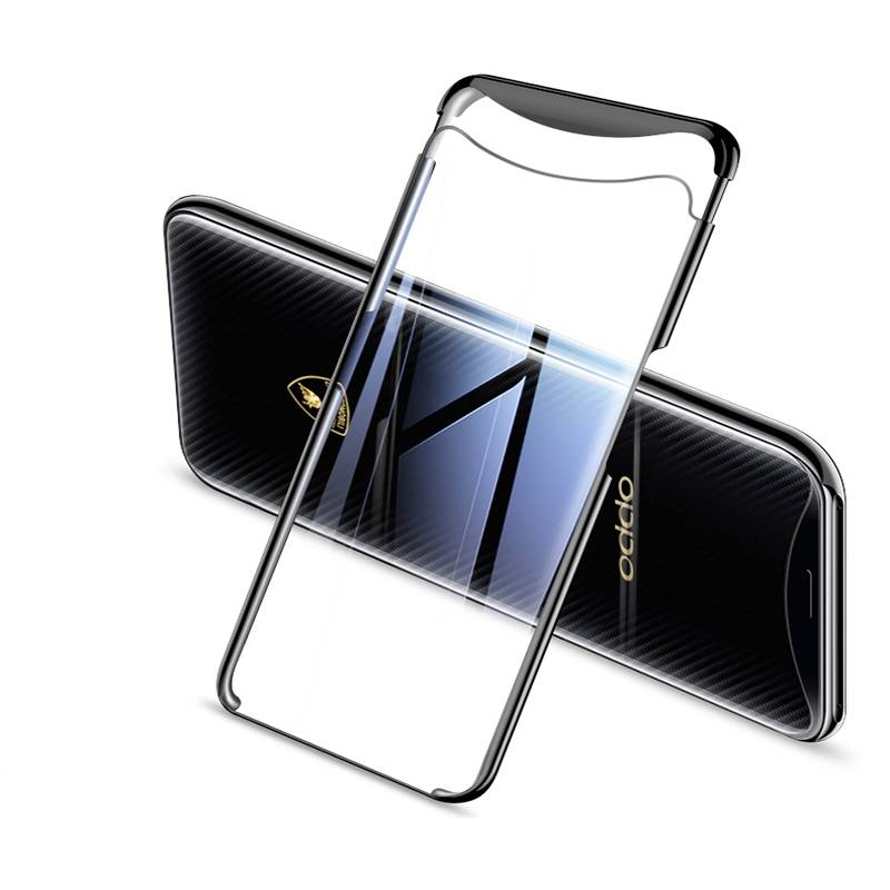 oppofindx手机壳findx升降保护壳全包oppofind x限量版fand超薄磁吸女神男硅胶0pp0套透明个性潮软升降摄像头