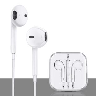 耳机原装正品入耳式通用男女生6s适用iPhone8苹果7华为vivo小米oppo有线控手机安卓xr重低音炮耳塞高音质