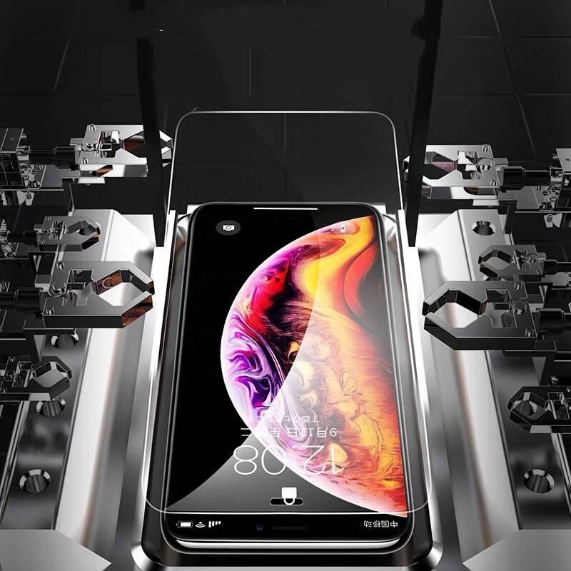 苹果X钢化膜iPhoneX防窥膜XR磨砂XS蓝光max全屏覆盖iphonexr防窥xmax无边iphone手机ipx贴膜iPhones防偷窃mas