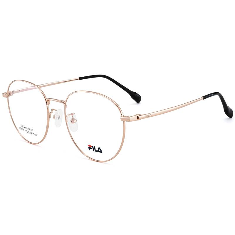 【FILA】新款黑框超轻平光眼镜