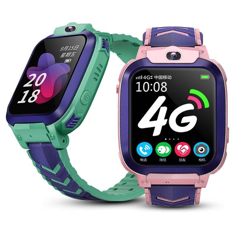 儿童电话手表智能防水多功能GPS