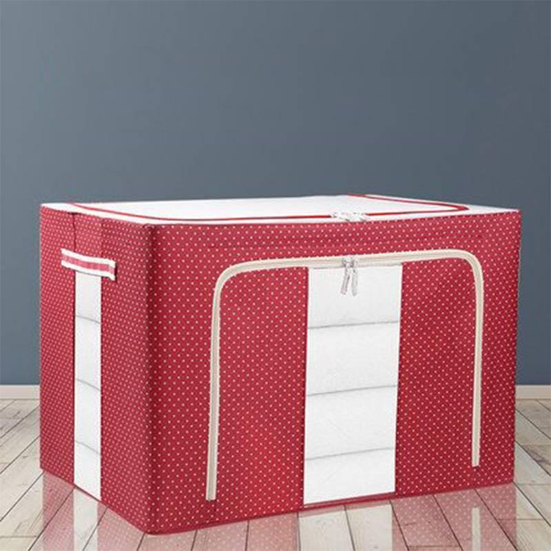 装衣服收纳箱布艺储物箱整理箱家用衣柜收纳神器衣物可折叠收纳袋