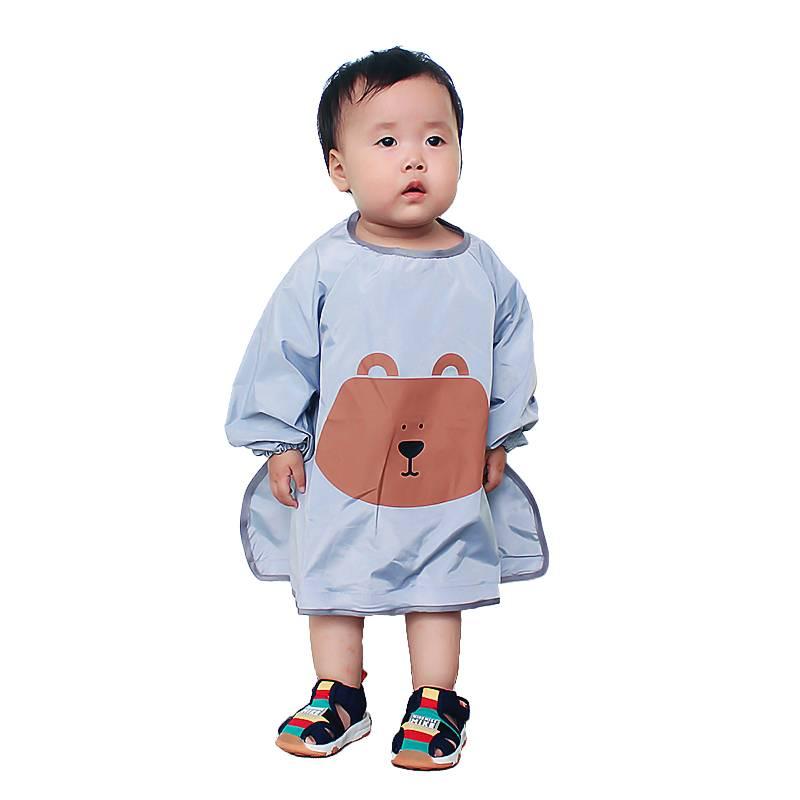 梦熙部落自主进食宝宝餐盘吃饭神器儿童防脏垫婴儿餐具套装桌椅
