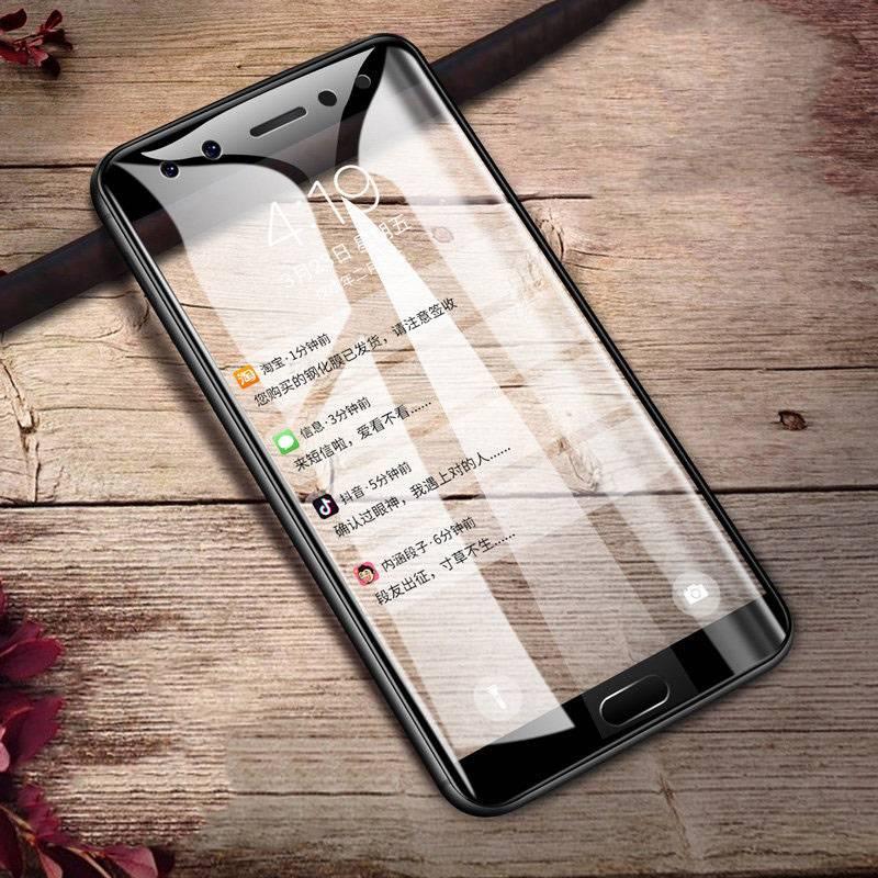 诺基亚x6钢化膜x5全屏手机膜7plus水凝膜nokia6二代原装nokia8诺基亚7手机玻璃膜9d无白边诺基亚8Sir
