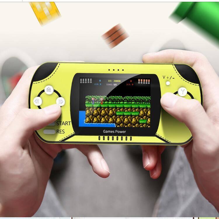 Huakelong游戏机充电宝二合一支持无线抖音个性10000毫安移动电源