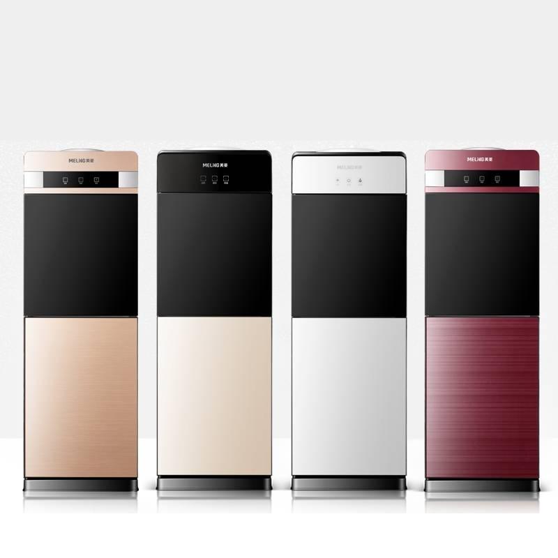 美菱饮水机家用桶装水立式冷热制冷制热小型办公室全自动新款