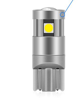 拓维妮 T10 W5W 汽车LED示宽灯