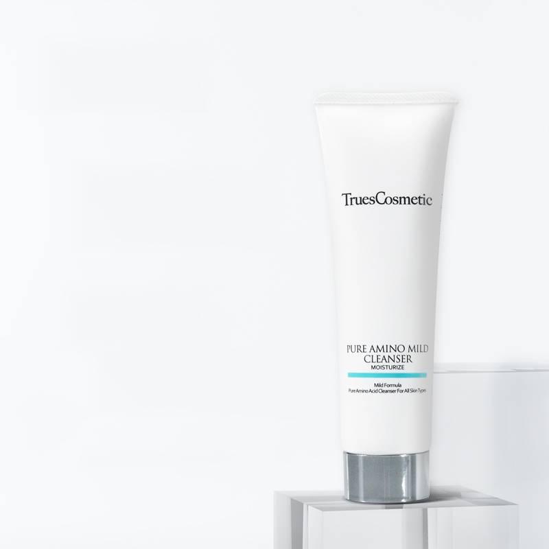 成分真言洗面奶纯氨基酸温和洁面乳清洁毛孔去黑头男女祛痘控油