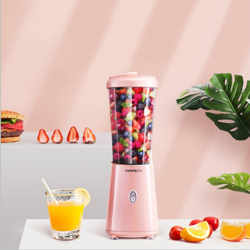 Joyoung/九阳榨汁机料理机家用电动多功能果汁机磨粉机一机多用
