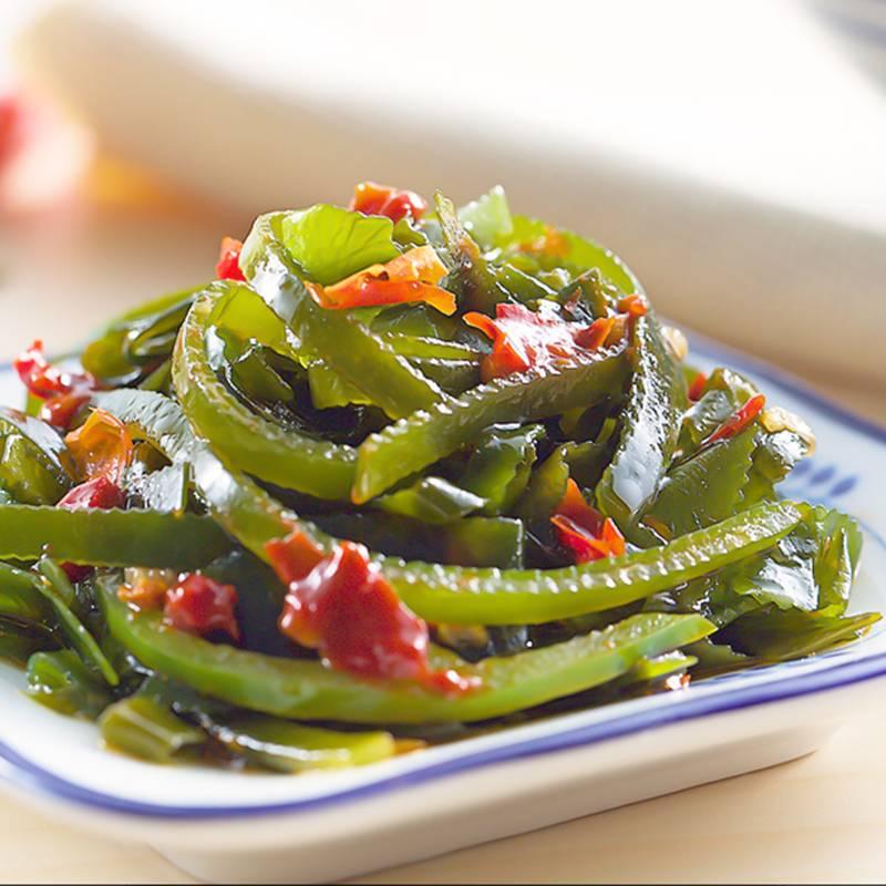 【山东特产下饭菜】盐渍鲜嫩海带丝5斤