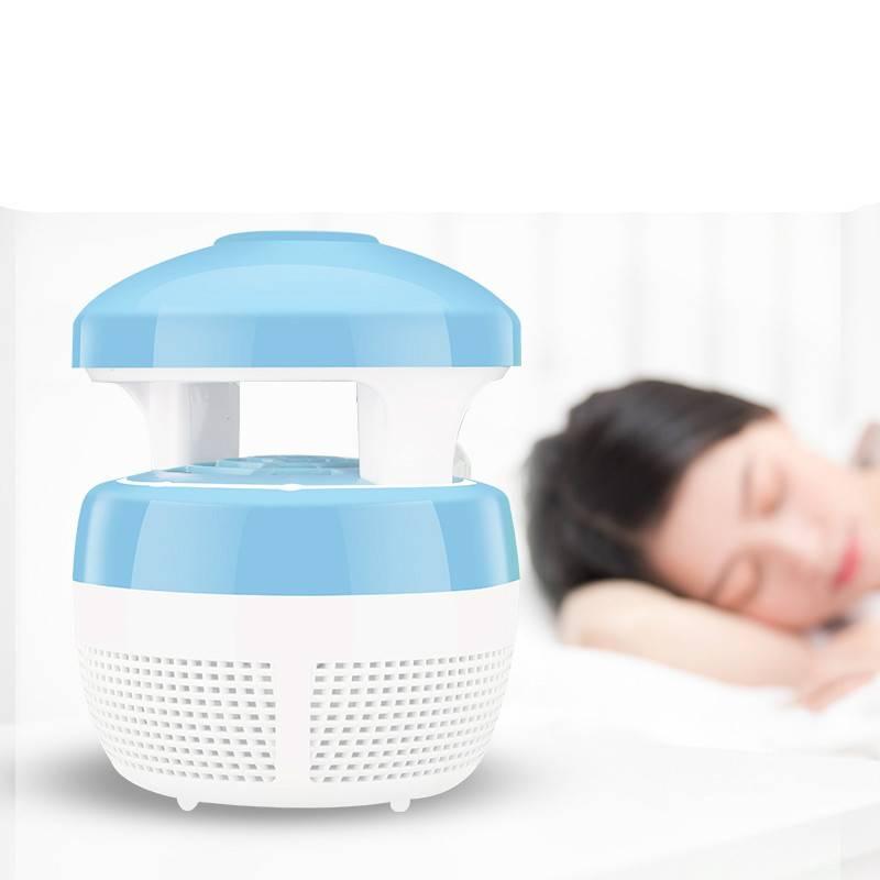 灭蚊灯家用室内静音灭蚊插电式驱蚊器防蚊子一扫光捕蚊神器全自动