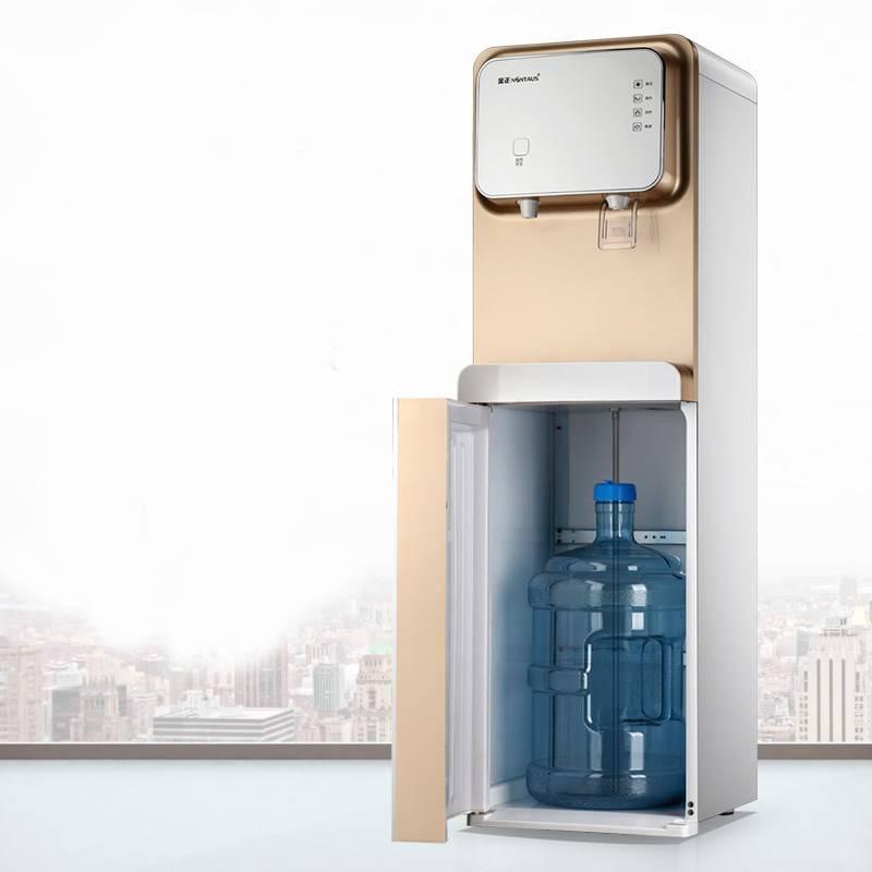 办公室高档饮水机下置式水桶即热立式家用冷热全自动智能速热