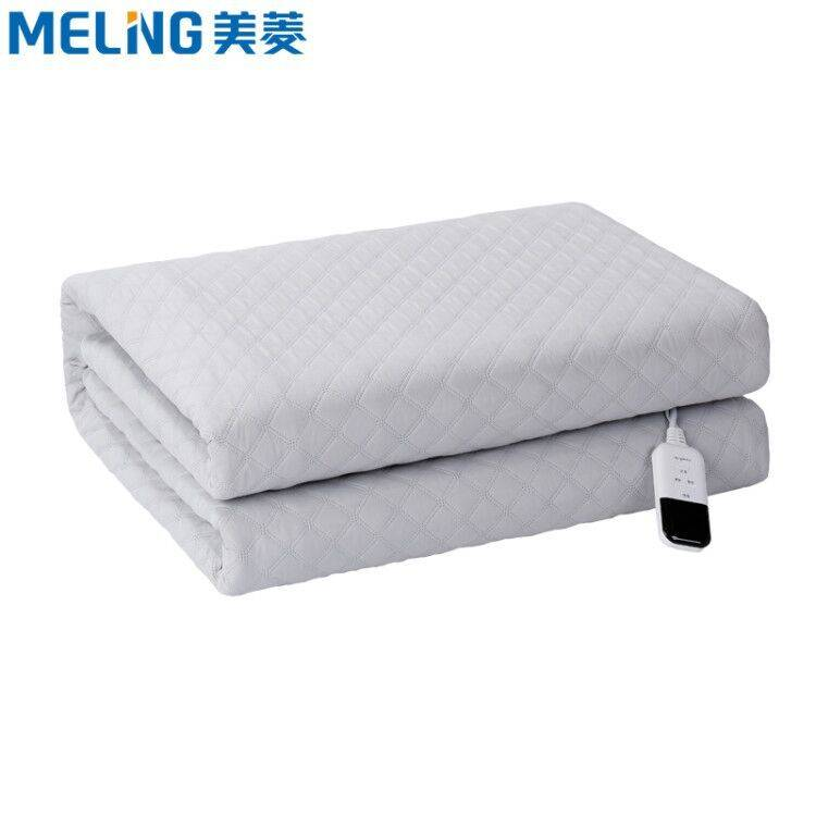 美菱电热毯水暖毯双人双控水循环调温家用单人宿舍三人加大电褥子