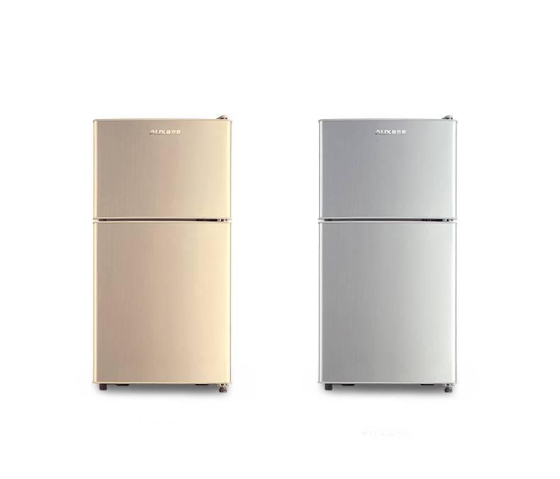 奧克斯小冰箱家用冷藏冷凍電冰箱小型雙門節能靜音宿舍出租房保鮮