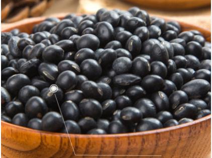 稻小妹黑豆新货东北五谷杂粮粗粮绿心黑豆非转基因青仁绿芯生黑豆